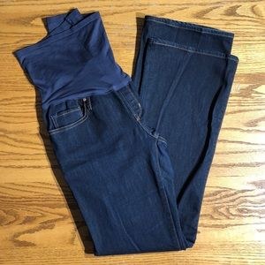 GAP MATERNITY 1969 SEXYBOOT JEANS 28/6R